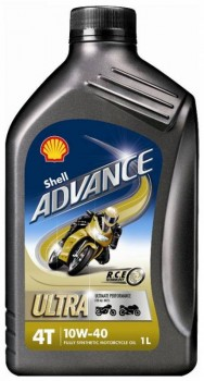 Shell Advance Ultra 10W-40