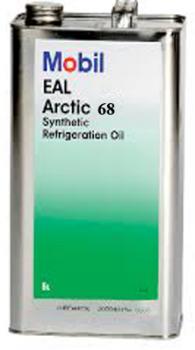 Dầu máy nén lạnh Mobil EAL Arctic 68