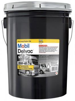 Dầu động cơ xăng và diesel MOBIL DELVAC MX ESP15W-40