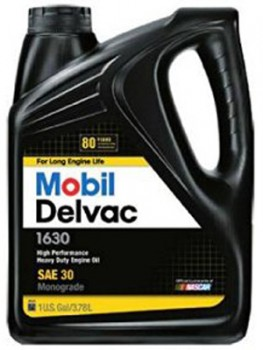 Dầu động cơ diesel hiệu suất cao MOBIL DELVAC 1630