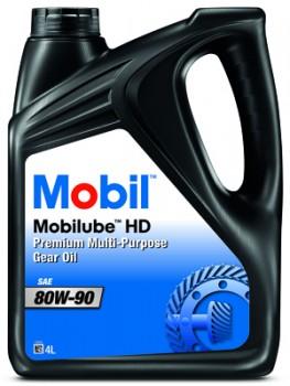 Dầu hộp số cầu MOBILUBE HD 80W-90