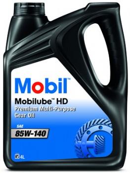 Dầu hộp số cầu MOBILUBE HD 85W-140