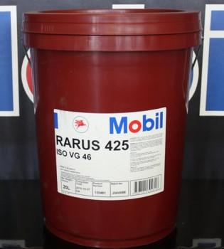 Dầu nhớt máy nén khí không tro Mobil Rarus 425