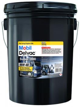 Dầu động cơ diesel MOBIL DELVAC SUPER 1300 15W-40