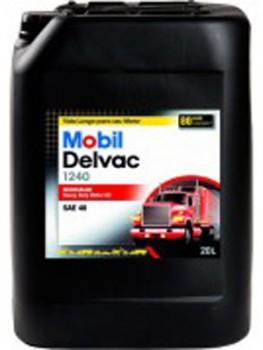 Dầu động cơ diesel MOBIL DELVAC 1240