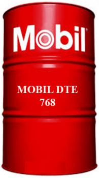 Dầu tuabin không chứa kẽm MOBIL DTE 768
