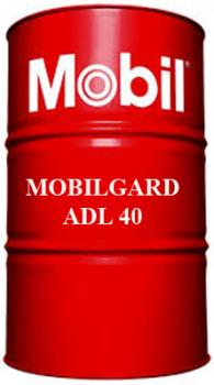 Dầu động cơ diesel cao tốc và trung tốc Mobilgard ADL 40