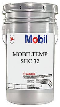Mỡ bôi trơn chịu nhiệt Mobiltemp SHC 32