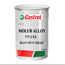 Mỡ bôi trơn chịu tải chịu va đập Castrol Molub-Alloy 777 -2 ES