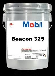 Mỡ bôi trơn tổng hợp nhiệt độ thấp Mobil Beacon 325