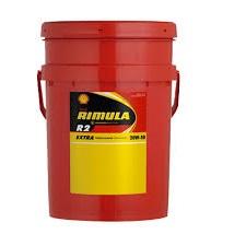 Dầu động cơ máy phát điện Shell Rimula R2 Extra 15W40