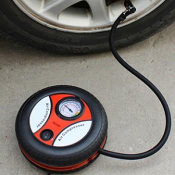Máy Bơm Lốp Ô Tô Mini Air Compressor 260 PSI
