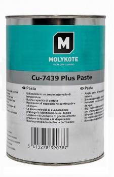 Mỡ bôi trơn chịu nhiệt đồng Molykote Cu 7439