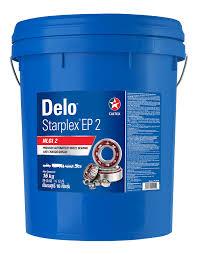 Mỡ bôi trơn ổ bi bánh xe và khung gầm ô tô CALTEX DELO STARPLEX EP 2