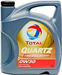 Dầu nhớt động cơ ô tô chạy xăng TOTAL QUARTZ 9000 ENERGY 0W-30