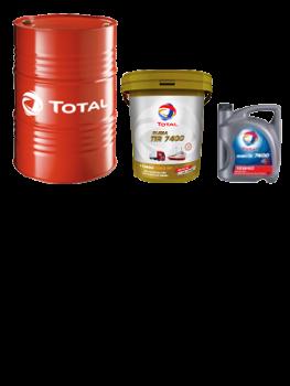 Dầu nhớt động cơ diesel Total Rubia TIR 6400 15W-40