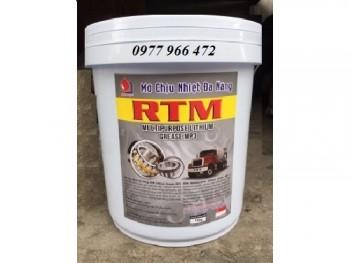 Mỡ Chịu Nhiệt Đa Năng RTM Lithium Grease MP3