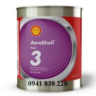 AeroShell Turbine Oil 3