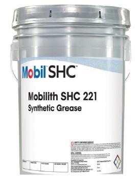 Mỡ bôi trơn Mobilith SHC 221