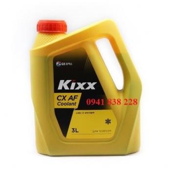 Chất làm mát và chống đông GS Kixx AF Coolant