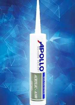 Keo Silicone APOLLO Acrylic Sealant A100