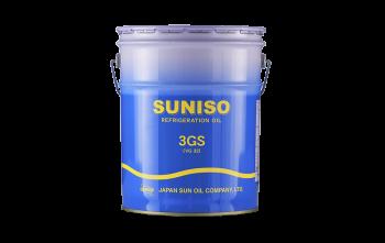 Dầu nhớt máy nén lạnh Suniso 3GS