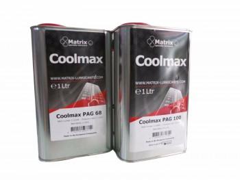 Dầu nhớt máy nén lạnh Coolmax PAG 68