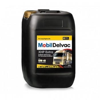 Engine Oil Mobil Delvac XHP Extra 10W-40