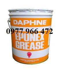 Mỡ Chịu Nhiệt IDEMITSU Daphne Eponex Grease SR No 2